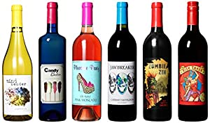Craft Wine Mixed Pack, 6 x 750 mL