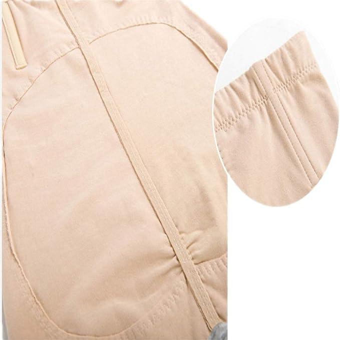 Rcdxing Cuerpo de la Mujer Que Forma la Ropa Interior de los Pantalones del Abdomen Ropa Interior del triángulo de la Cintura Alta Ropa Interior inconsútil ...