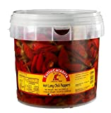 Tutto Calabria Calabrian Chili Peppers 98.7 oz (2.8kg)