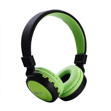 Luerme Auriculares inalámbricos Bluetooth para el oído Estéreo Estéreo inalámbrico Bluetooth 4.2 Auriculares Compatible con función