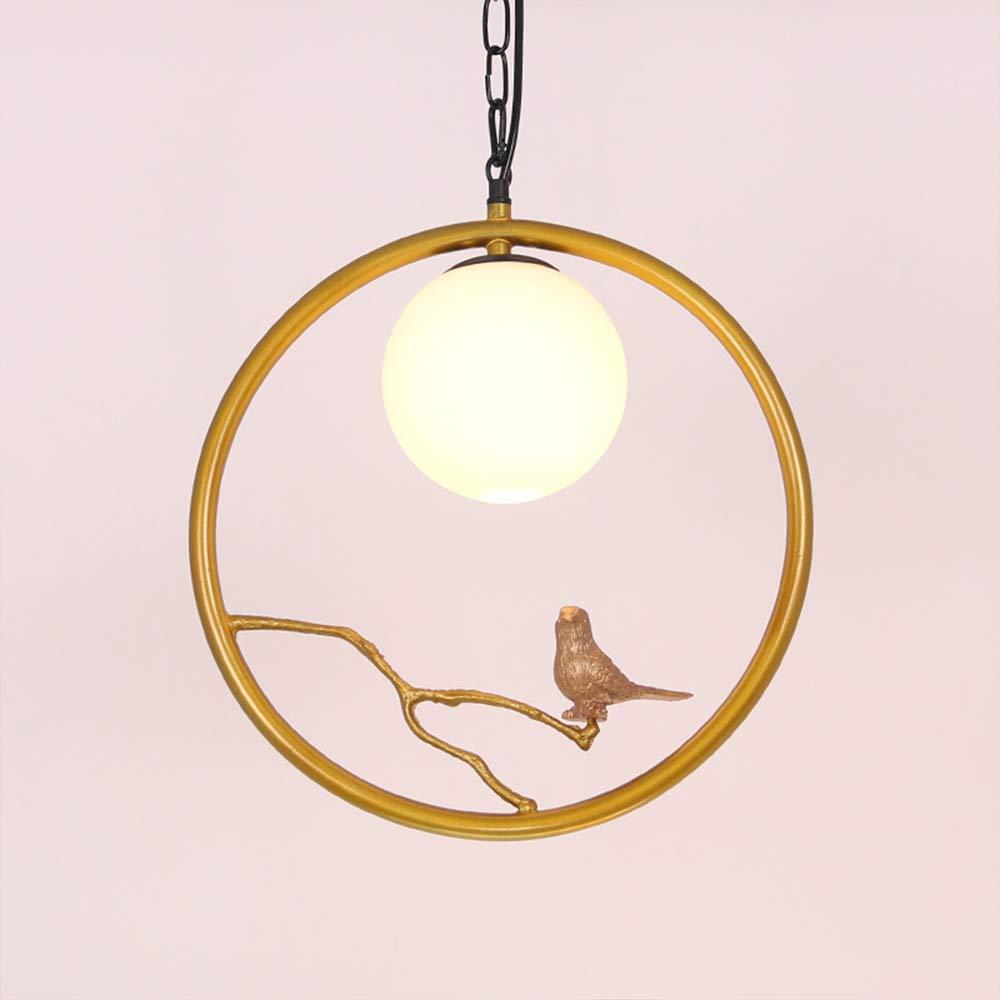 Amazon.com: XZZ Bird Chandelier Romantic Theme Restaurant ...