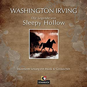 Die Legende von Sleepy Hollow Hörbuch