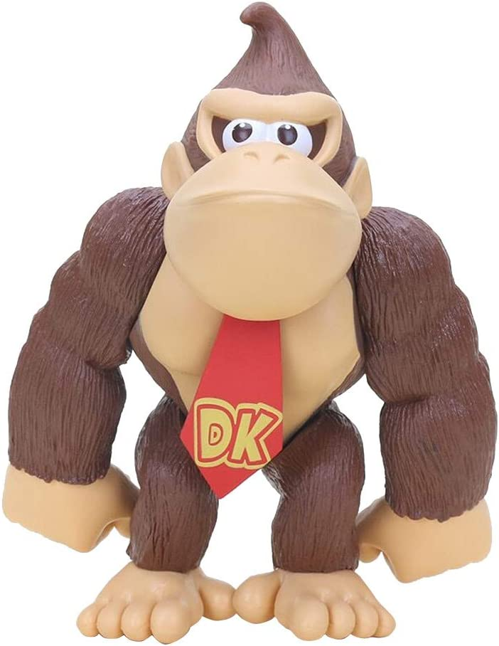 Donkey Kong Super Mario Action Figures Toy 5