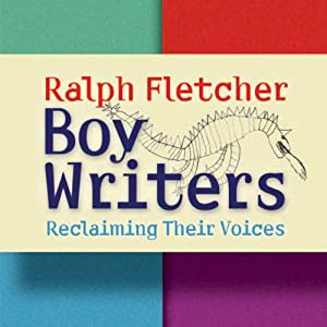 Boy Writers Audiobook