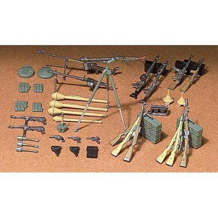 Tamiya Models German Infantry Weapons Set