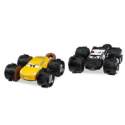 Disney Cruz Ramirez & APB All-Terrain Racers Set: Toys & Games