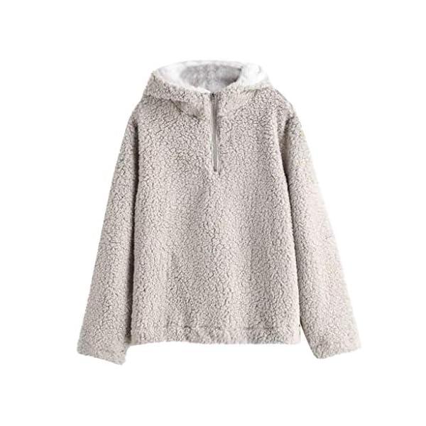 QinMM Kleinkind M/ädchen Jungen Kleidung Wurde Mode Kapuzen Tops Wei/ß, 3T Hosen Outfits