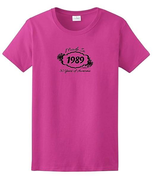 Amazon.com: 30th regalo de cumpleaños Made 1987 30 años ...