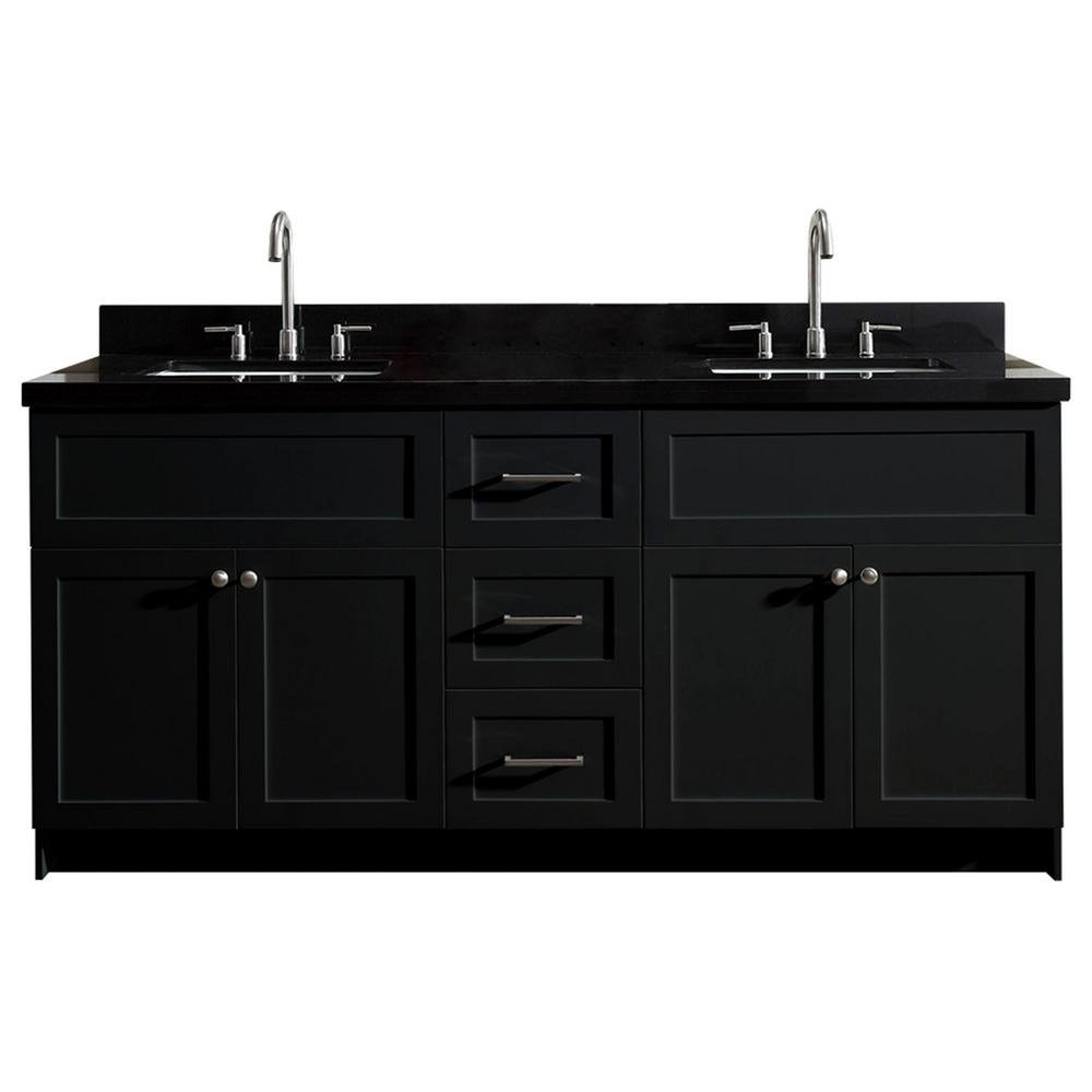 Super Dkb 73 Inch Bradford Series Double Sink Bathroom Vanity Set Download Free Architecture Designs Embacsunscenecom