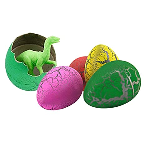 Navigatee Huevo de eclosión de dinosaurio - 12 PCS Huevo de ...