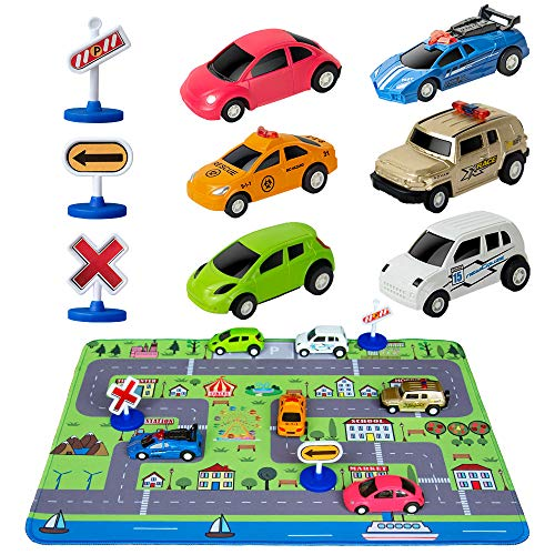Toys Play Signs Playmat Vehicle product image