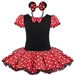 YiZYiF Baby Girls Minnie Mouse Christ...