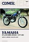 Clymer Repair Manual M412