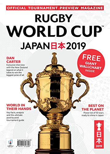 Rugby World Cup 2019: Official Tournament Preview Magazine por RugWorld Cup