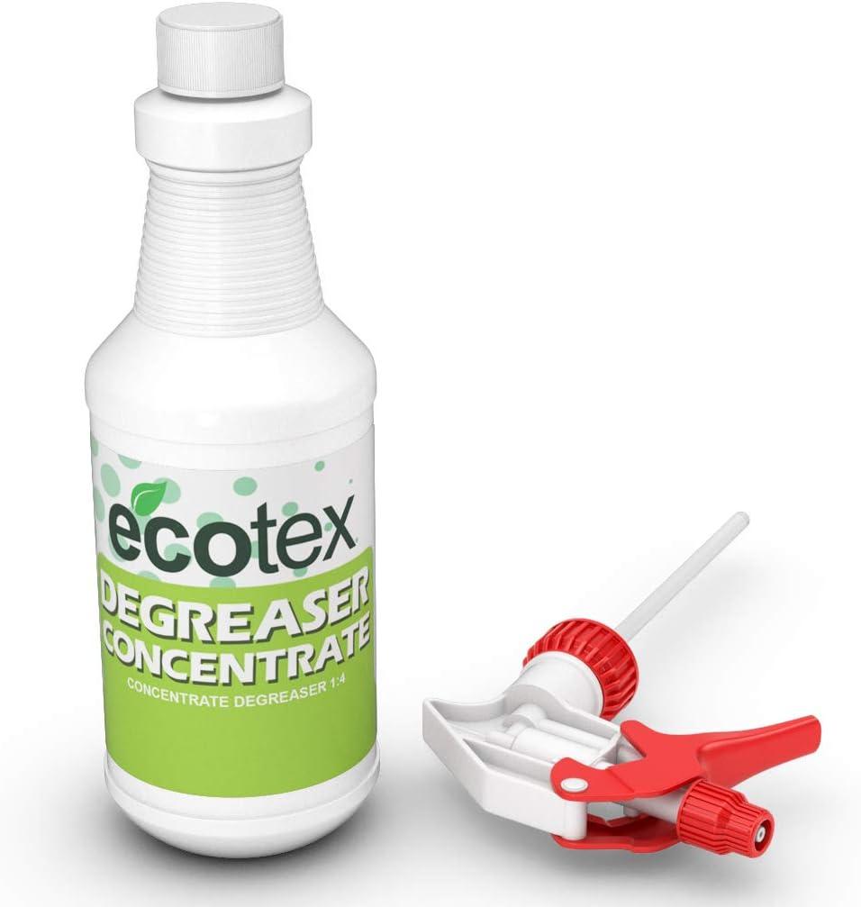 Ecotex Degreaser - Desengrasante concentrado para impresión a base ...