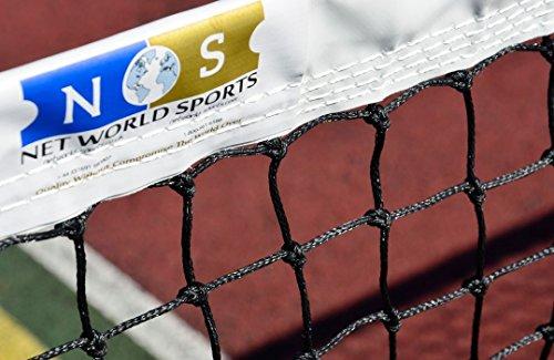 Professional 42' Tennis Net - *2 Year Warranty* [Net World Sports]