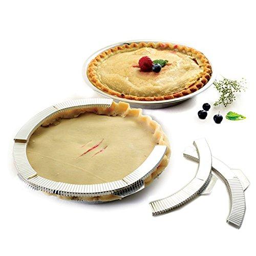 5 Pieces Pie Crust Shield, Set of 4