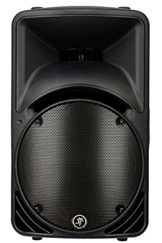 Mackie C300z 12-inch 2-Way Compact SR Monitor BLACK (Single Speaker)