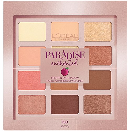 L'Oréal Paris Paradise Enchanted Scented Eyeshadow Palette,