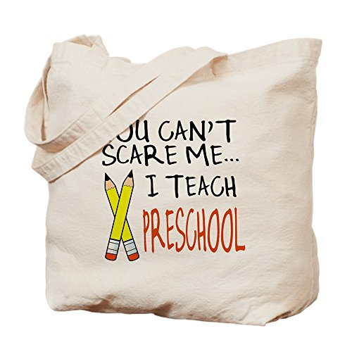 CafePress Preschool Teacher Natural Shopping