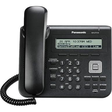 Panasonic KX-UT113X SIP Phone Treiber