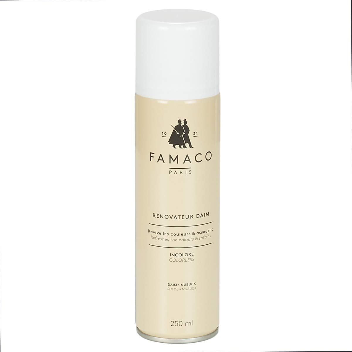Famaco Entretien Du Daim Incolore, 250 ml