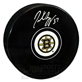 Patrice Bergeron Boston Bruins Signed Autographed Bruins Hockey Puck
