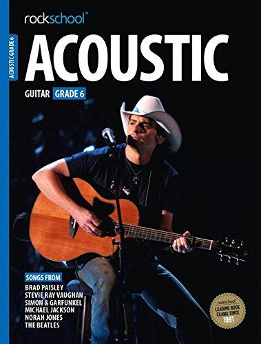 Musical Instruments & Gear Loyal Rockschool Acoustic Guitar 2016 Grade 5 Online Wide Selection;