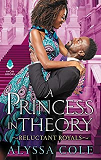 Book Cover: A Princess in Theory: Reluctant Royals