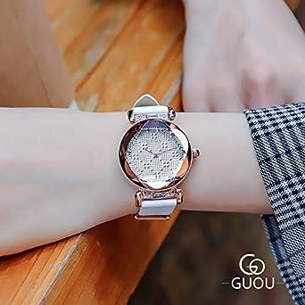 Novedad de 2019! Relojes de diamantes populares para mujer
