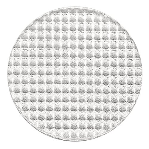 Hinkley Lighting 0016PF 2-Inch Diameter Prismatic Lens, Clear (6 pack)