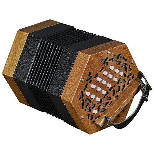 Trinity College AP-1230 Anglo-Style Concertina by Trinity College