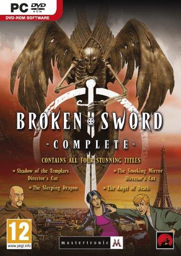 Broken Sword Complete (UK) (Broken Sword The Shadow Of The Templars)
