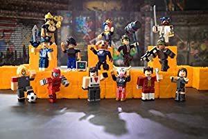 Roblox Series 3 Patient Zero Mini Figure Without Code No Packaging - Roblox Series 5 Mystery Figure Six Pack