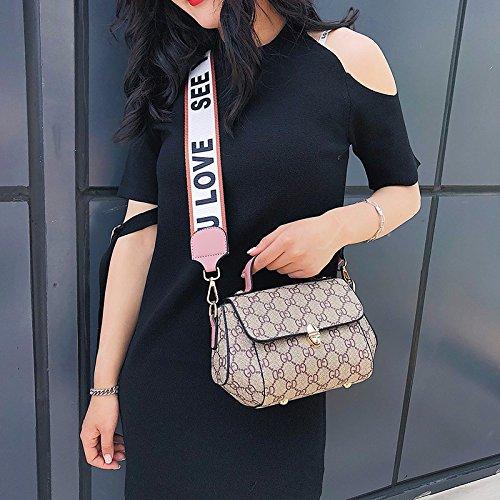 estate in rosso femminile spalla moda Black le singola borse di Brown mini ZHANGJIA grigio borsetta 7SdxwqS