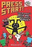 #9: Super Rabbit Boy vs. Super Rabbit Boss!: A Branches Book (Press Start! #4)