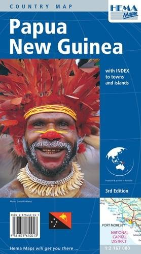 Papua New Guinea (Hema Maps International)...