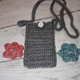 Crossbody purse, cell phone holder, small purse, shoulder purse, sling bag