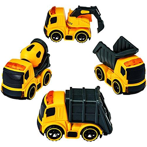 dump trucks with sound - 4