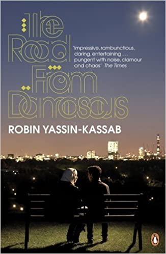 Book The Road from Damascus by Robin Yassin-Kassab (2009-04-30)