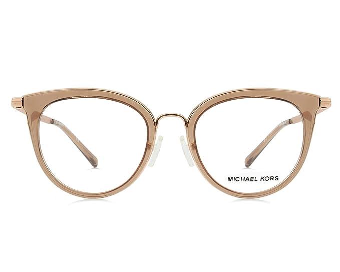Amazon.com: Michael Kors MK 3026 3501 Aruba - Gafas de ojo ...