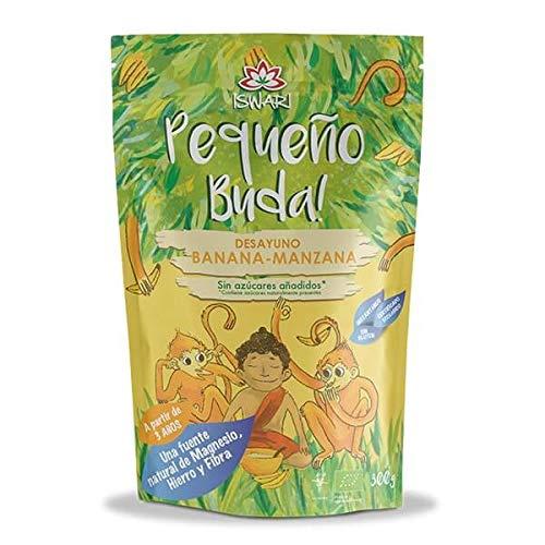 Pequeño Buda Desayuno Banana & Manzana