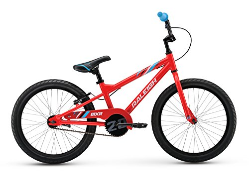 RALEIGH Bikes Kids MXR 20 Bike, One Size, Red
