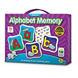 The Learning Journey Match It! Memory-Alphabet Puzzle