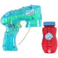 Blitz Light Up Bubble Blaster (Colors May Vary)