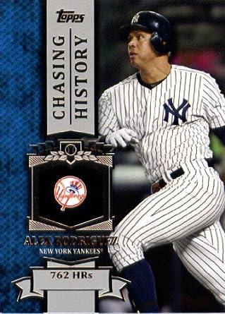 Amazoncom 2013 Topps Chasing History Baseball Card Ch 42