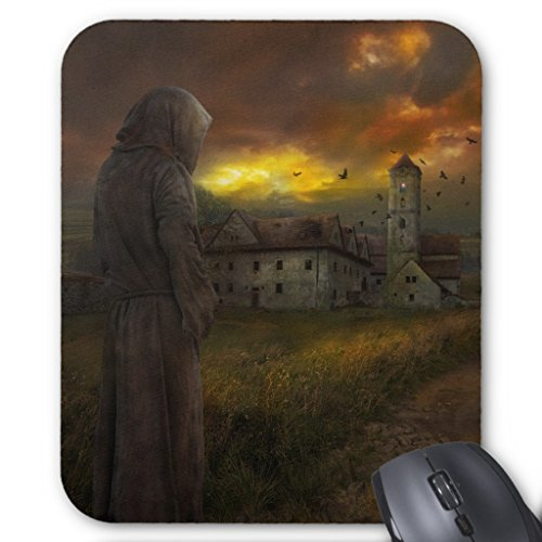 Zazzle Inxum   Mysterious Fantasy Mouse Pad