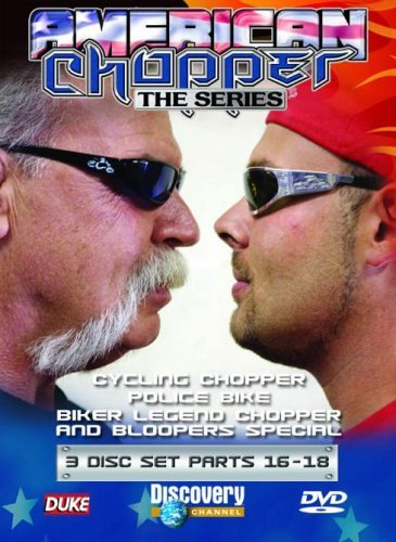 American Chopper the Series - Parts 16 - 18 (3 DVD-Set)