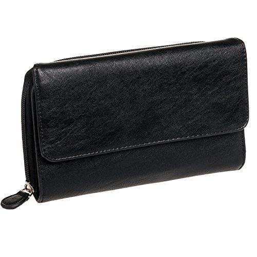 Textured Clutch Wallet - 2