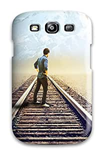 Hot YDxaogS9505RFQtk Myself The Author Tpu Case Cover Compatible With Galaxy S3